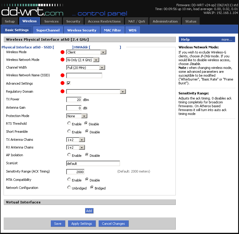 DD-WRT Forum :: View topic - HOWTO: Set TP-Link TL-WR841N V7 into